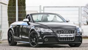 Black Color Mcchip Dkr Audi Tts 20 Tfsi Dsg